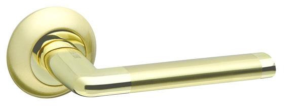 Ручки на розетке FUARO TEMPO RM