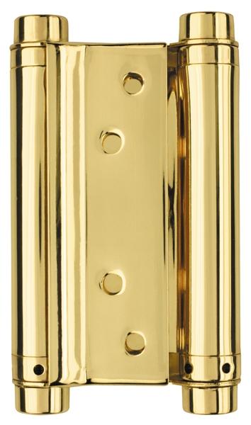 Петля пружинная DAS SS 201-5 GP (PB) латунь 1 шт.